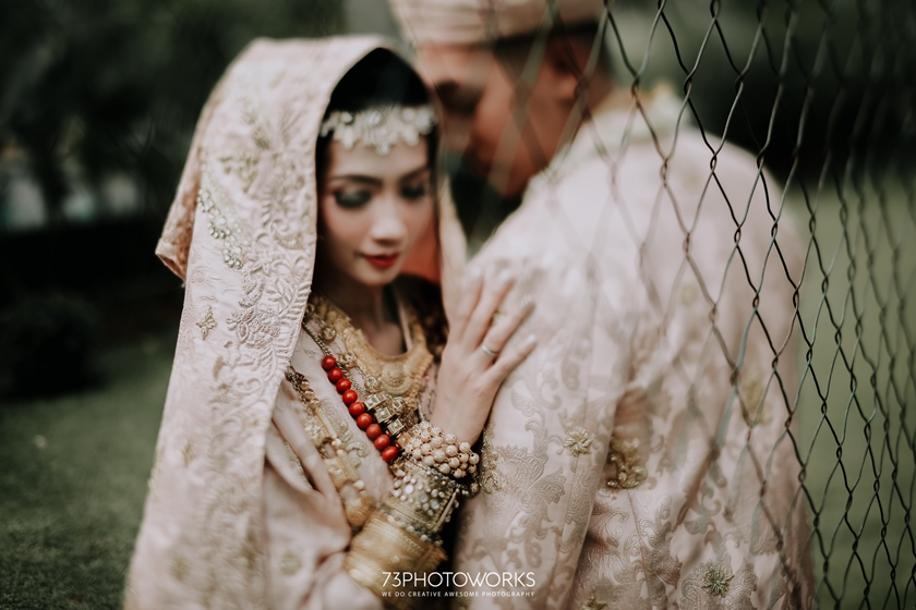 harga foto wedding outdoor murah